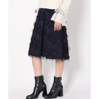 スカート ★カットジャガードスカート