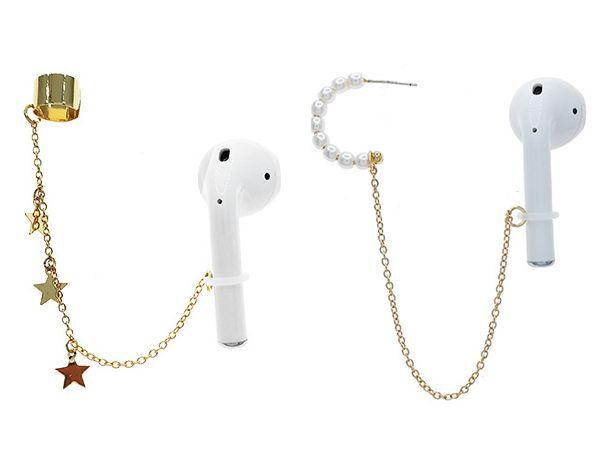 無線耳機防丟耳環(1對入) 款式可選【DS000823】
