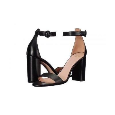 J.Crew レディース 女性用 シューズ 靴 ヒール Stella Heel w/ Ankle Strap - Black