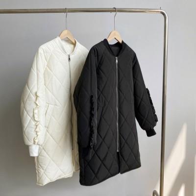 コート ダウンコート レディース 中綿 コート ダウンジャケット 秋冬 40代 カジュアル ダウンコート ダウンジャケット軽量 アウター