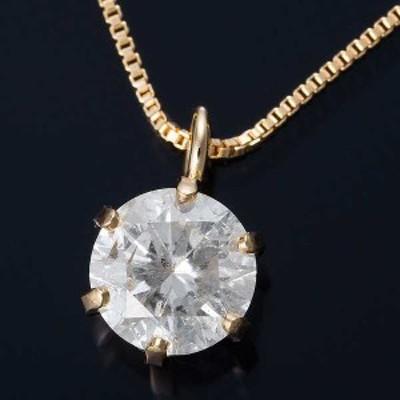 K18 0.3ct ダイヤモンド ペンダント ネックレス ベネチアンチェーン メーカーより直送いたします ※沖縄・離島への配送はできません ds-1