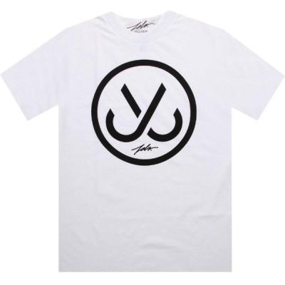 ジャスリブ JSLV メンズ Tシャツ トップス Hooks Tee white