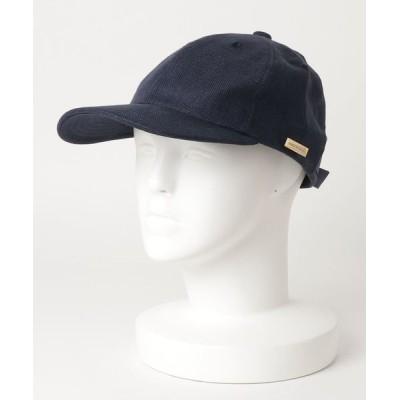 L&HARMONY / [MAISON Birth / メゾンバース] LINEN HERRINGBONE CAP MEN 帽子 > キャップ