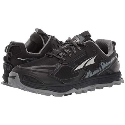Altra Footwear Lone Peak 4.5 レディース スニーカー Black