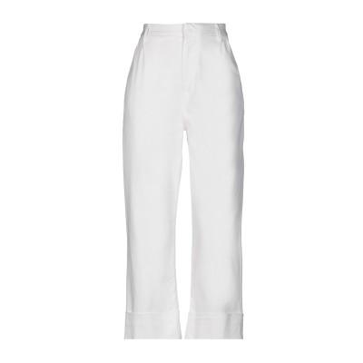 サイクル CYCLE パンツ ホワイト 24 紡績繊維 パンツ