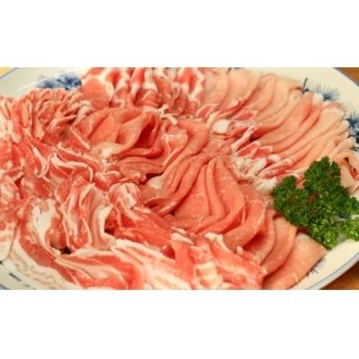 【未経産】かごしま黒豚(ロース・バラ肉・切り落とし)【鉄板焼き・生姜焼き・炒め物】