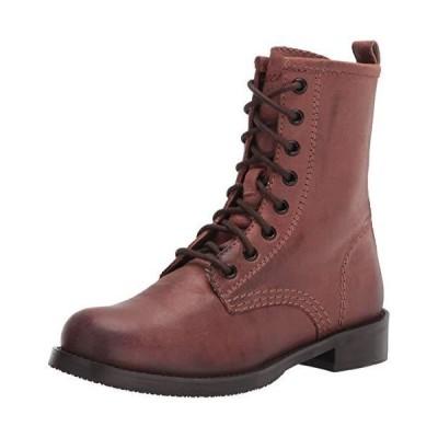 Skechers Women's Combat Fashion Boot, Brown, 8