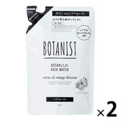 I-neBOTANIST(ボタニスト) ボタニカルヘアウォーター 詰め替え 180mL 2個 I-ne