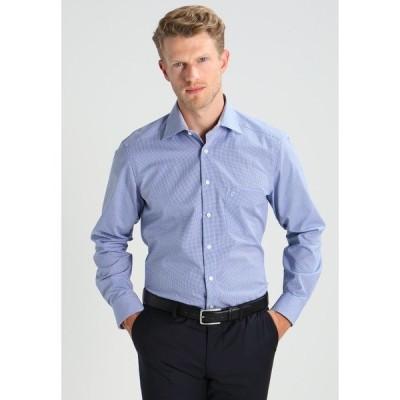 オリンプ シャツ メンズ トップス OLYMP LUXOR - Formal shirt - royal