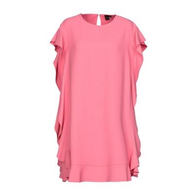 アトス ロンバルディーニ ATOS LOMBARDINI ミニワンピース&ドレス フューシャ 40 83% アセテート 17% レーヨン ミニワンピ