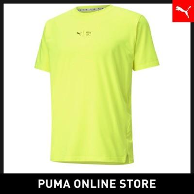 プーマ メンズ ランニング トレーニング  半袖Tシャツ PUMA FIRST MILE トレーニング 半袖 Tシャツ