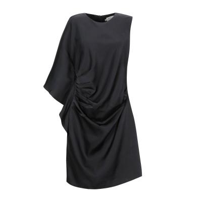 BY MALINA ミニワンピース&ドレス ブラック S ポリエステル 100% ミニワンピース&ドレス