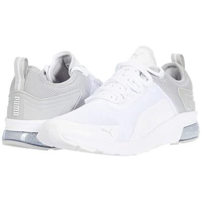 プーマ Electron Street Era メンズ スニーカー 靴 シューズ Puma White/Gray Violet