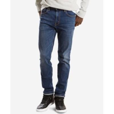 リーバイス メンズ デニムパンツ ボトムス Flex Men's Big & Tall 502 Taper Jeans Panda