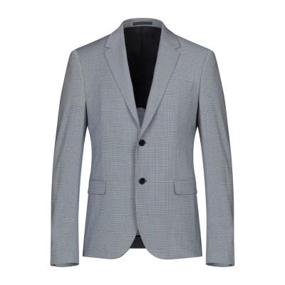 ヴァレンティノ VALENTINO テーラードジャケット ブルー 54 バージンウール 100% / ナイロン テーラードジャケット