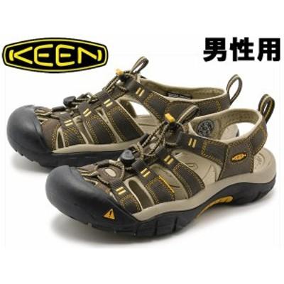 キーン ニューポート H2 男性用 KEEN NEWPORT H2 メンズ スポーツサンダル(01-11000068)