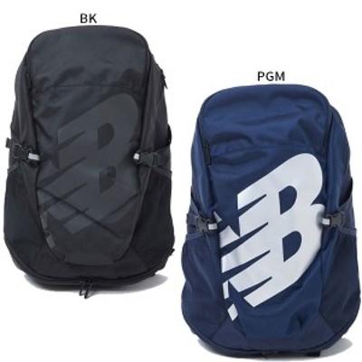 【送料無料】 30L ニューバランス New Balance メンズ レディース バックパック リュックサック デイパック バッグ 鞄 通学 通勤 JABP924
