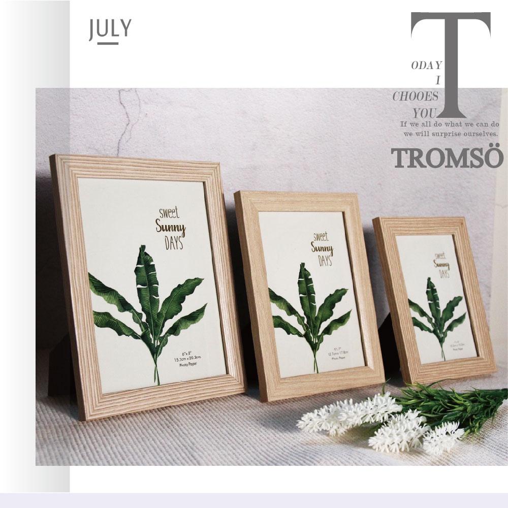 TROMSO瓦克隆木紋相框/牆面裝飾,居家裝潢,立框,TROMSO,簡約造型,回憶,4X6,5X7,6X8