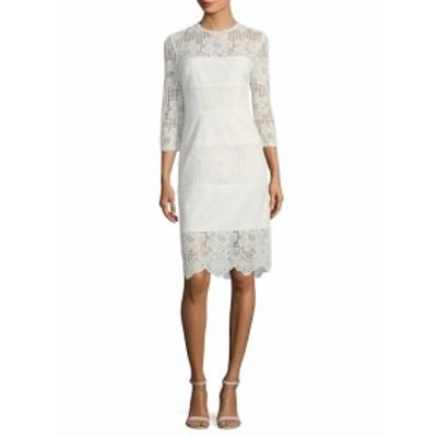 トリーナ ターク レディース ワンピース Divertida Lace Cotton Dress