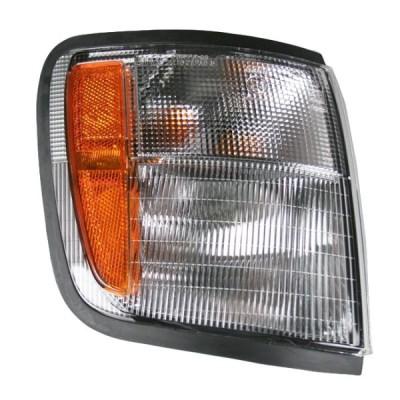 USコーナーライト 信号光RH右98-99用Acura SLX 1998-2002いすゞトルーパー Signal Light RH Right for