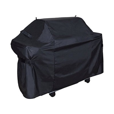 """Grill Care 17573 54"""" Deluxe PVC / Polyester Grill Cover Compatible with Weber Spirit Grills【並行輸入品】"""