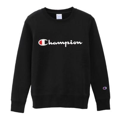 ウィメンズ クルーネックスウェットシャツ チャンピオン(CW-Q001)