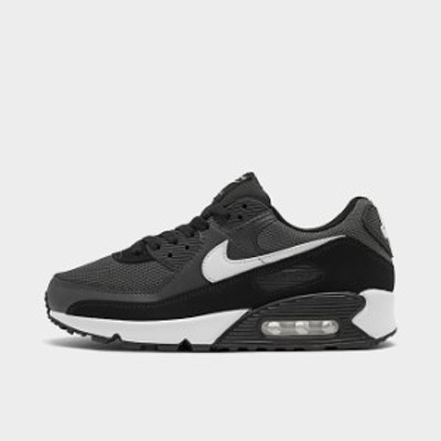 ナイキ メンズ エアマックス 90 Nike Air Max 90 スニーカー Iron Grey/White/Dark Smoke Grey/Black