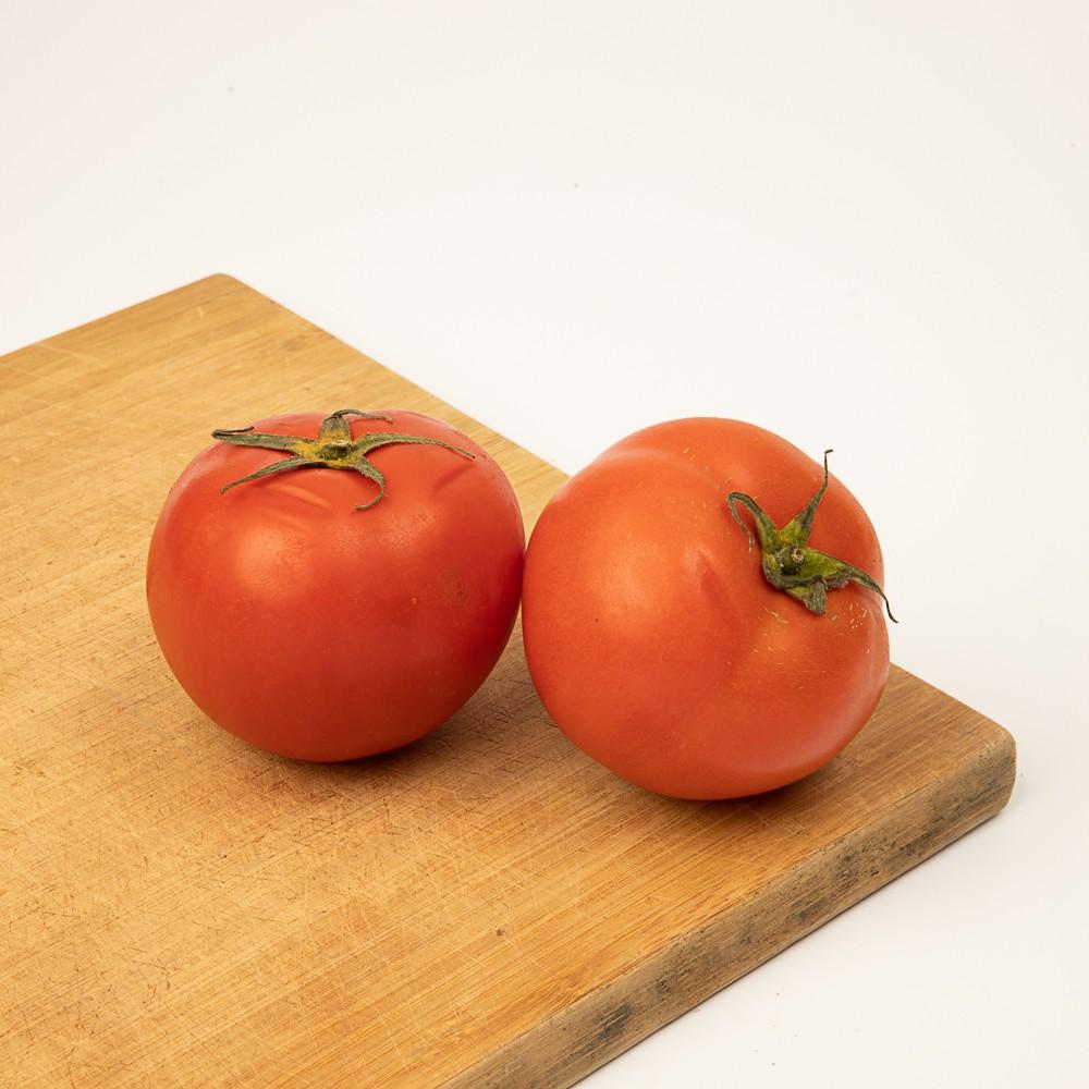 蝦皮生鮮 牛心蕃茄 300g±10%(約2-3入)菜霸子嚴選 假日正常送
