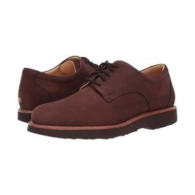 Samuel Hubbard メンズ 男性用 シューズ 靴 オックスフォード 紳士靴 通勤靴 Bucks - Brown Nubuck/Brown Outsole