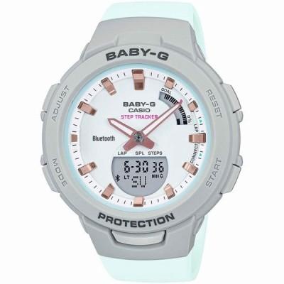 取寄品 CASIO腕時計 カシオ BABY-G ベイビージー アナデジ アナログ&デジタル 丸形 BSA-B100MC-8AJF 人気モデル レディース腕時計 送料無料