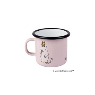 MOOMIN(ムーミン) ムーミンマグ スモール スノークのおじょうさん ピンク MRA060061