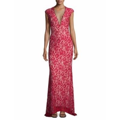 エイダンマトックス レディース ワンピース Lace Cotton Gown