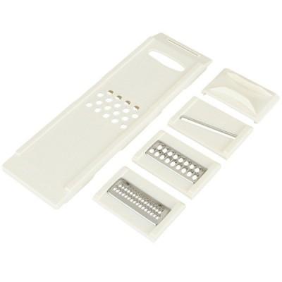 貝印 カイハウスセレクト カセット式調理器セット(スライス、千切、ツマ切、おろし)  DH-7077