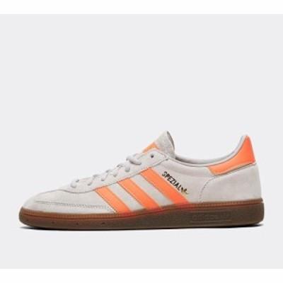 アディダス adidas Originals メンズ スニーカー シューズ・靴 handball spezial trainer Grey 2/Coral/Gold