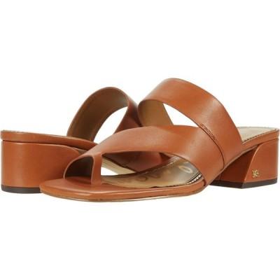 サム エデルマン Sam Edelman レディース サンダル・ミュール シューズ・靴 Prague Ginger Brown Atanado Leather