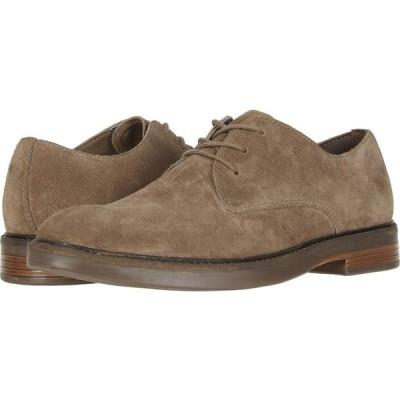 クラークス Clarks メンズ 革靴・ビジネスシューズ シューズ・靴 Paulson Plain Olive Suede