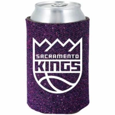 Kolder コールダー スポーツ用品  Sacramento Kings Glitter Pocket Can Cooler