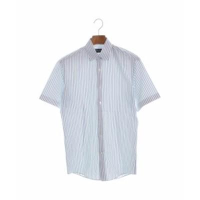 Salvatore Ferragamo*CB サルバトーレフェラガモ カジュアルシャツ メンズ