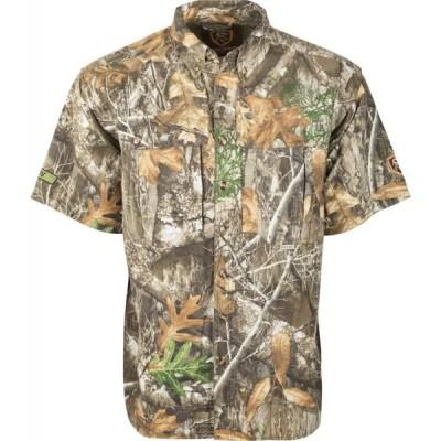 ノン ティピカル バイ ドレイク Non-Typical by Drake メンズ トップス Drake Waterfowl Non-Typical Dura-Lite Short Sleeve Shirt with Agion Active XL