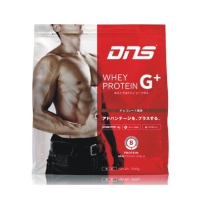WHEY PROTEIN G+ ホエイプロテインG+ ジープラス チョコレート風味 1000g 1kg DNS