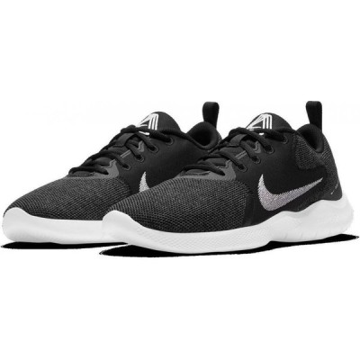 ナイキ Nike レディース ランニング・ウォーキング スニーカー シューズ・靴 Flex Experience Run 10 Running Sneakers from Finish Line Black, White