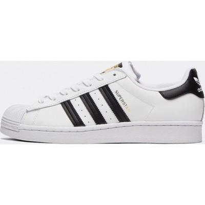 アディダス adidas Originals メンズ スニーカー シューズ・靴 Superstar Trainer White/Black