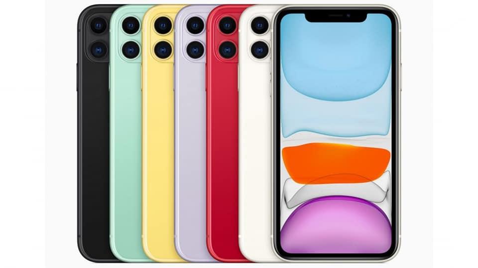 [免卡分期 現金分期 線上申請]全新 APPLE I Phone 11  6.1吋 未拆封公司貨 保固一年!