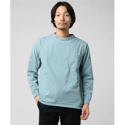 BEAVER / GOODWEAR/グッドウエア L/S CREW NECK POCKET TEE ロングスリーブクルーネックポケットTシャツ MEN トップス > Tシャツ/カットソー