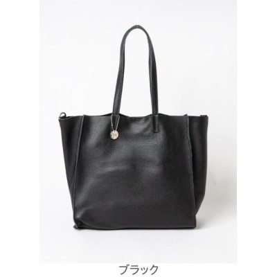 ★LAURA DI MAGGIO 2wayレザートート OUTLET (Ladie's) アウトレット (レディース)