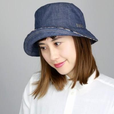 春夏 【 DAKS 】 ダックス コットン100%先染チューリップオブザー ネイビー ( 紺 )