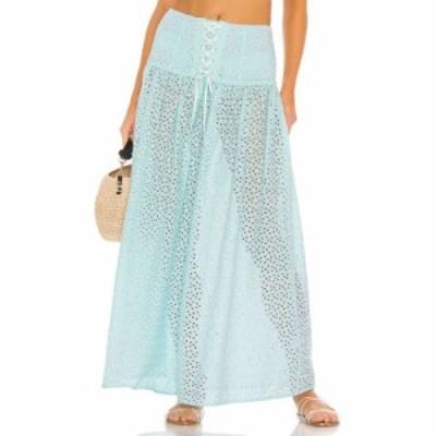 マリシアスイム Marysia Swim レディース ロング・マキシ丈スカート スカート Riviera Skirt Mediterranean