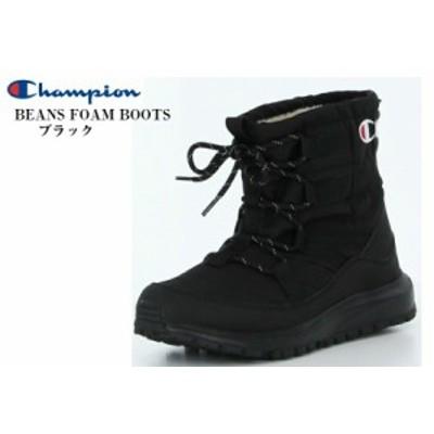チャンピオン ACT043W BEANS FOAM BOOTS 2(Champion) ウインター防寒ブースニーカー 「シンサレート」を使用することで、靴内の保温性 レ