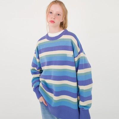 [MAINBOOTH公式] Jellybean Sweater(CANDY PURPLE)
