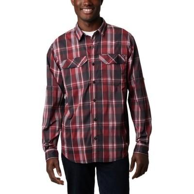 コロンビア シャツ メンズ トップス Silver Ridge Lite Plaid Shirt - Men's Black Multi Plaid